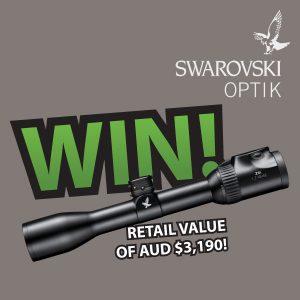 Win a Swarovski Riflescope